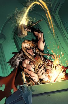 He-Man and Master of the Universeby Pop-Mhan