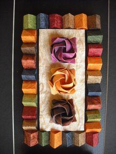 Origami - Roses - MacQuillin