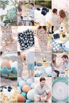 easter engagement session, pastels, robins egg blue, easter eggs copyright @Kristin Vining Photography Charlotte, NC Wedding Photographer