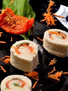Menu Kzuka: sanduíche de rolo - Pop Up - Kzuka