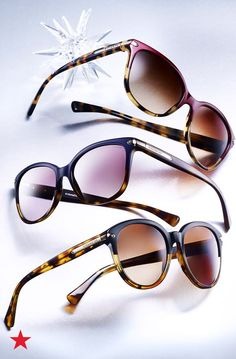798df1091ccd All sights are set on an amazing holiday season with the latest sunglass  styles from Coach