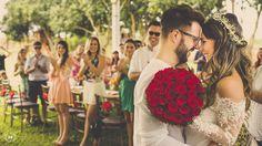 E quando o noivo não sabia que era seu casamento? Clube Noivas Foto: Mansano Fotografia