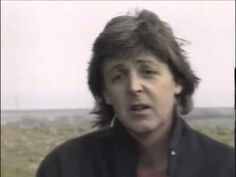 Paul McCartney On Working With Johnny Cash