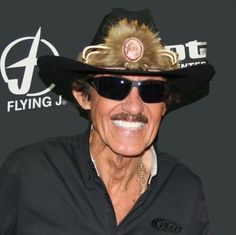 NASCAR legend Richard Petty.The King of Motor Racing.Use to drive the # 43 car.