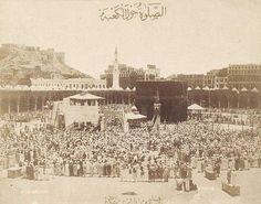 Mecca, 1900