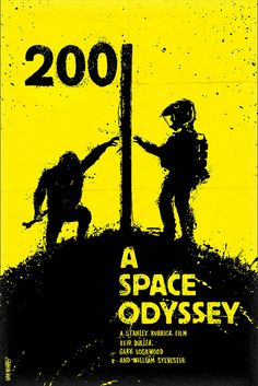 "2001: A Space Odyssey - Kubrick. 2001 A Space Odyssey was years ahead of it's time and the special effects were ""fantastic""."