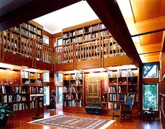 I would cry tears of joy, like Belle when the Beast gave her the library, should this room ever be given to me.....