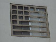 imagen de modelo de herrería contemporánea residencial