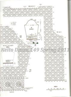 Keito Dama 149 Spring 2011 - Alejandra Tejedora - Álbumes web de Picasa
