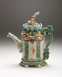 Claire Prenton Teapot 2012