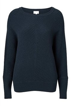 Directional Stitch Knit | New In