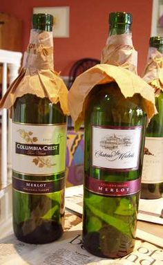 Creative wine tasting ideas
