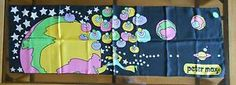 "Peter Max Vintage Retro Pop Art Silk Scarf Vibrant Colors 42"" by 13"" Logo | eBay"