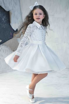 21bc3e9192a Flower Girl Dresses and Special Occasion Outfits - Papilio Kids