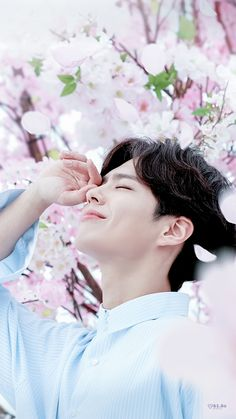 He is so precious and beautiful 💜 Asian Actors, Korean Actors, Park Bo Gum Cute, Park Bo Gum Wallpaper, Park Bogum, Song Joong, Park Seo Joon, Yoo Ah In, Love Park