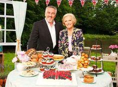 Great British Bake Off 2013 - Series 4 - Great British Chefs
