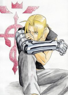 Edward Elric | A Heart Made Fullmetal | Fullmetal Alchemist Brotherhood | #FMAB | Anime