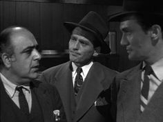 The Gangster, 1947 ,Film Noir, Akim Tamiroff,  Charles McGraw,