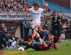 18 Maggio 2014 | La #ASRoma perde 1-0 con il Genoa, gol di Fetfatzidis. SEMPRE FORZA ROMA, FORZA ROMA, FORZA ROMA!!!! #GenoaRoma