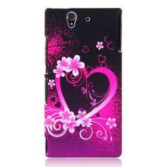 Sony Xperia Z Lovely Hearts #telefoonhoesjes #hoesjes #hoesje #accessoire #phone #case #cases