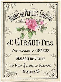 Hoy deliciosas etiquetas con un aire totalmente vintage imprimibles.