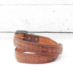 Women's Tooled Leather Western Belt Buckle Western Belt Buckles, Western Belts, Tooled Leather, Leather Tooling, Solid Shapes, Westerns, Image, Jewelry, Women
