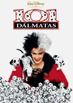 101 Dalmatas y Cruella De Vil