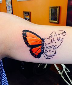 Self harm awareness <3 erase the stigma #butterflyproject