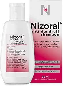 Nizoral Anti Dandruff Shampoo 60ml Anti Dandruff Shampoo Anti Dandruff Dandruff