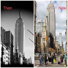 Empire State Building, New York Skyline, Travel, Viajes, Destinations, Traveling, Trips