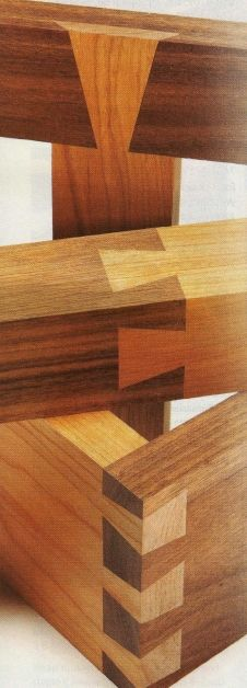 Lessons/Guides - Mystery dovetails