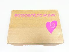 Ecocentric Mom Subscription Box Review + Coupon Code