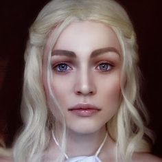Daenerys Cosplay.  I think we found her a stunt double.
