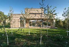 Cedar House by Mariusz Wrzeszcz Office   HomeAdore