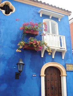 La otra Casa Aziul - Cartagena de Indias, Colombia