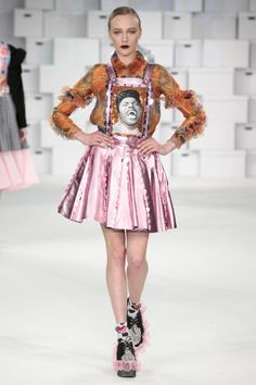 Natalie Dawson London Graduate Fashion Week Manchester School of Art