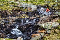 Whitewater Mountain Biking