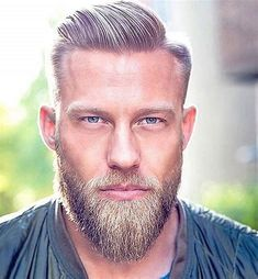 Beard Lover: 81 Beard Styles & Shapes Arranged by Face Shape. - Beard Lover: 81 Beard Styles & Shapes Arranged by Face Shape. Beard Growth, Beard Care, Beard Styles For Men, Hair And Beard Styles, Bart Styles, Beard Suit, Men Beard, Beard Shapes, Beard Tips