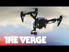 DJI Inspire 1 Dropne   ▶ This is the most amazing drone we've seen yet - YouTube