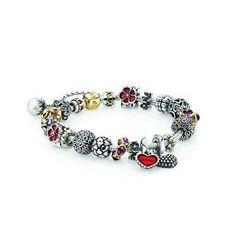 (LK1289) Pandora Mother's Embrace Inspirational Bracelet