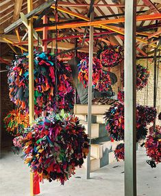 GIG (detail), 2014 by Phyllida Barlow at Hauser & Wirth Somerset Fabric Installation, Art Installations, Frieze Magazine, Collaborative Art, Space Gallery, Soft Sculpture, Wall Sculptures, Textiles, Textile Artists