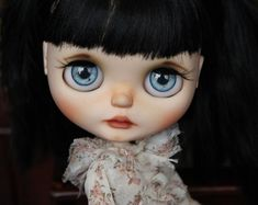 OOAK Custom Blythe Art Doll *Miranda*~ by Beyourdolls - Reserved second payment…