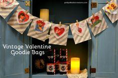 Vintage Valentine Ba