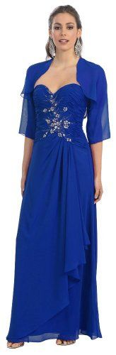 Save $100.00 on Mother of the Bride Formal Evening Dress #2838; only $139.99