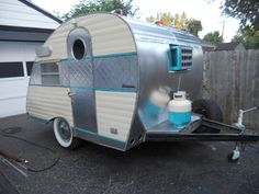 Canned ham trailers