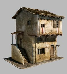 medieval housing concept art - Google Search