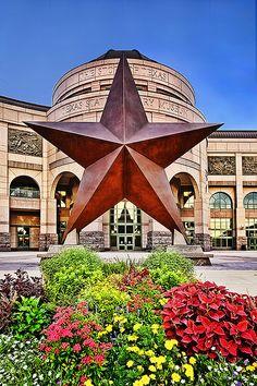 BobBullock -Texas State History Museum & Garden. Texas,TheLone Star State