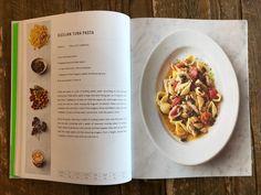 Jamie Oliver recipe Sicialian Tuna Pasta
