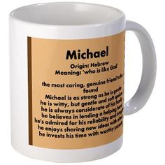 1000 Images About What S In A Name Michael Amp Deborah On