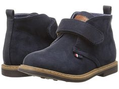 Tommy Hilfiger Kids Michael Velcro (Toddler/Little Kid) Peacoat - Zappos.com Free Shipping BOTH Ways